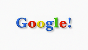 In its first rebranding Google found the color scheme which is still embodied in the current logo. It also experimented with an exclamation point (Yahoo! anyone?) in this late 1998 version.